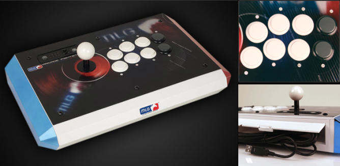 Major League Gaming Arcade FightStick Tournament Edition for PlayStation 3