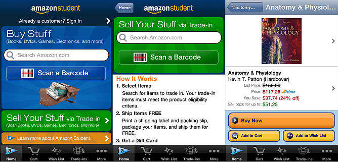 amazon student iphone