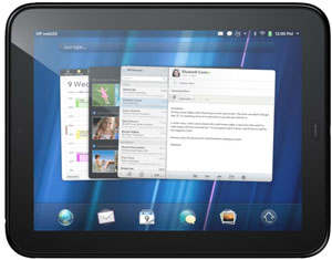Touchdroid: Android en el HP Touchpad