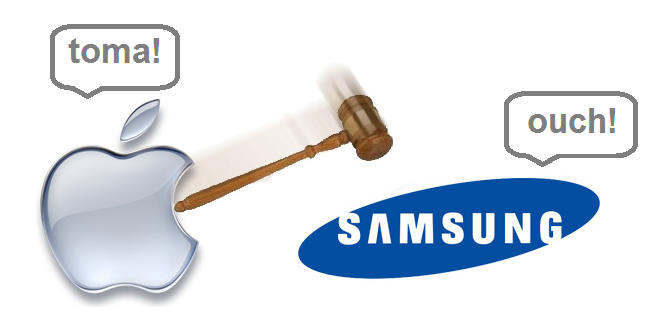 apple vs samsung legal