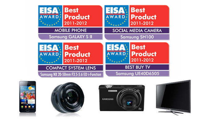 eisa awards samsung