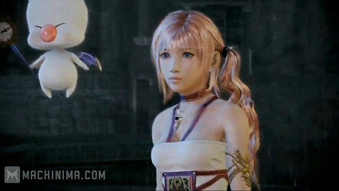 final fantasy xiii-2 trailer pax 2011