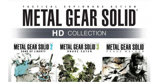 metal gear hd solid hd collection a