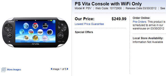 psp vita preorden best buy