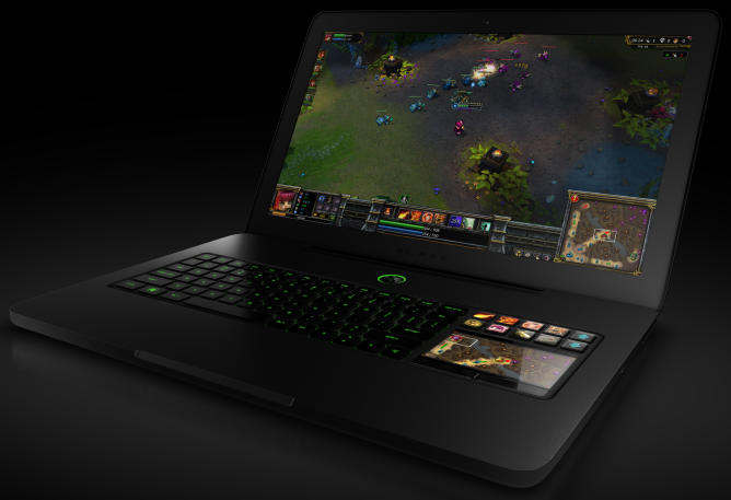 razer blade laptop gamer