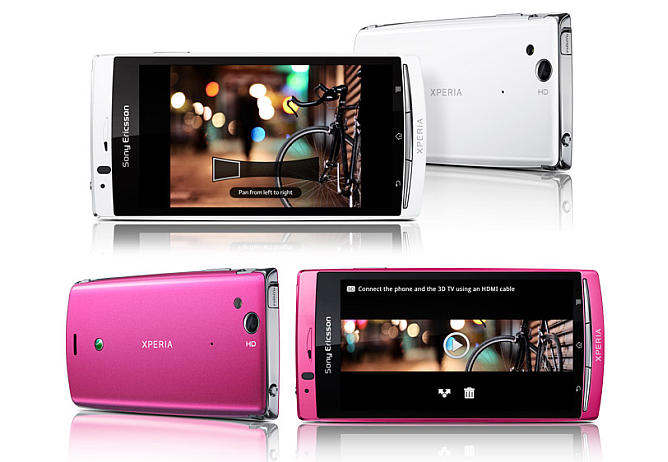 IFA 2011: Sony Ericsson anuncia Xperia Arc S con Reality Display