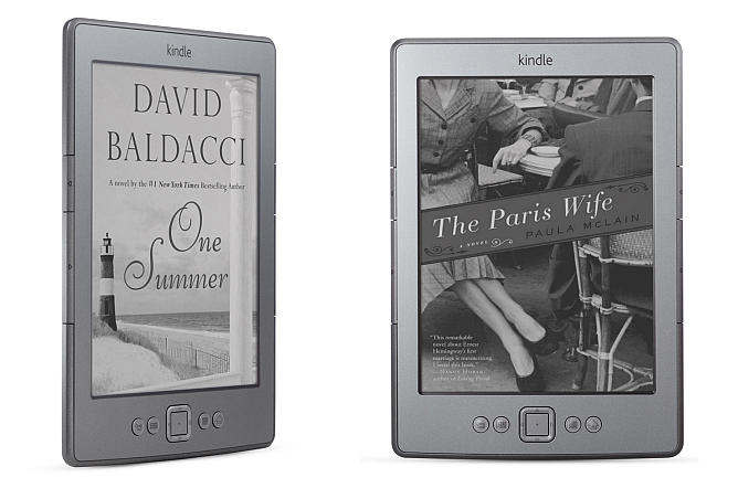 amazon kindle e-reader 2011 79 dollars dolares
