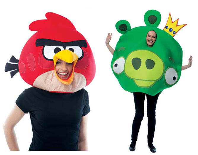 angry birds disfraces
