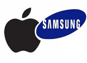 apple samsung