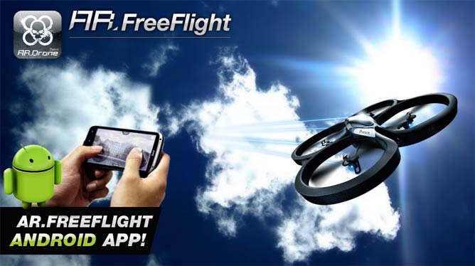 ardrone android