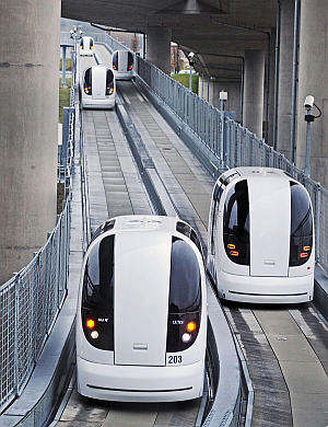 heathrow laser guided pod car a