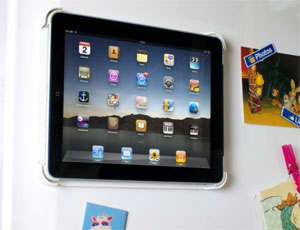 ipad nevera iman