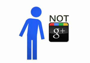 not google plus