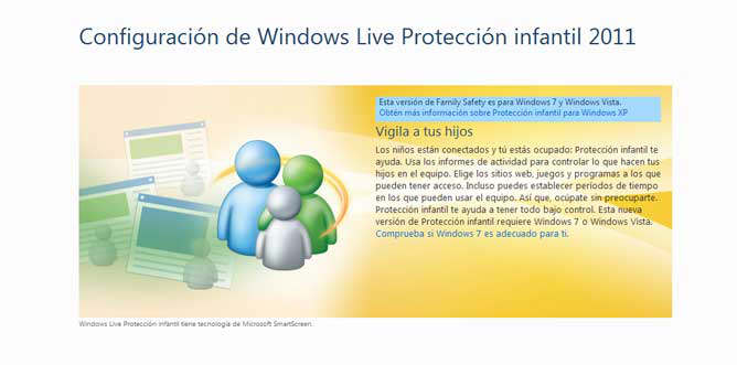 Windows Live Protection
