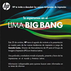 En vivo: Lima Big Bang