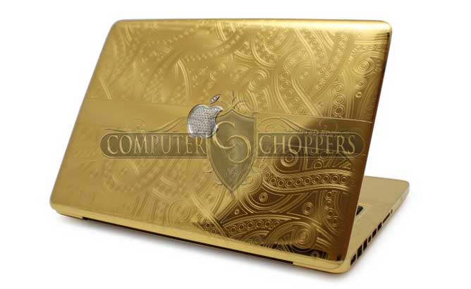 MacBook de Oro