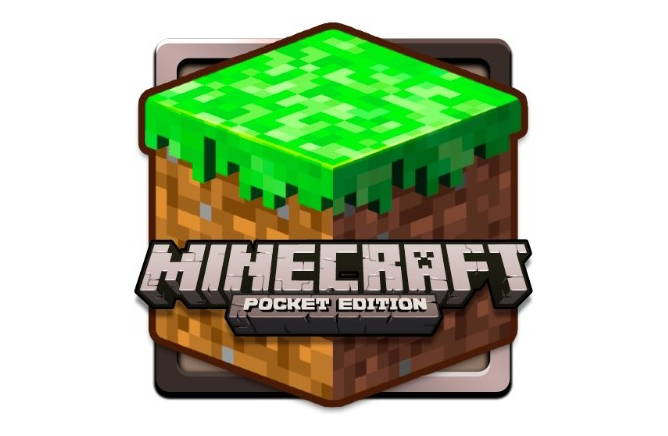 minecraft pocket edition logo android