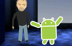 Steve Jobs vs Android