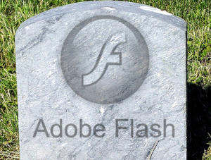 adobe flash dead