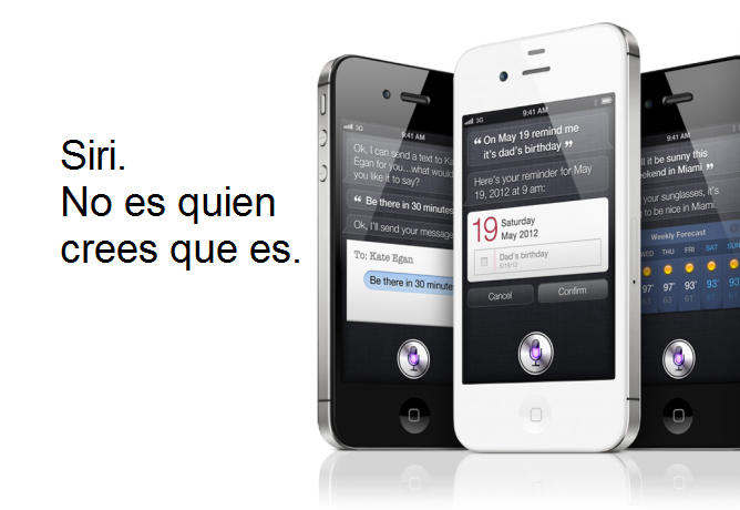 apple siri iphone 4s
