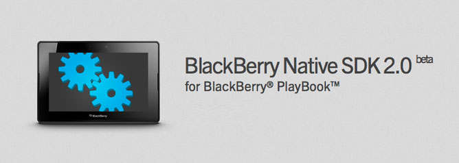 blackberry native sdk logo