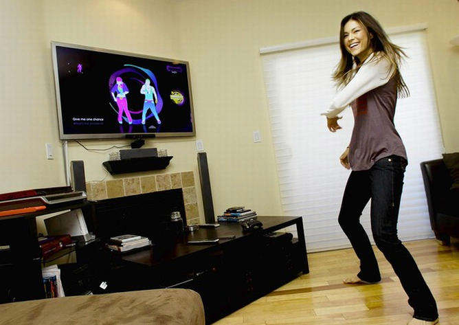 just dance 3 lisa malambri