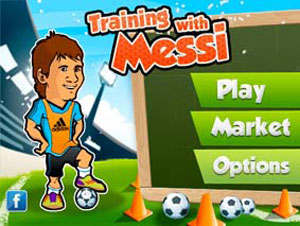 trainning-with-Messi