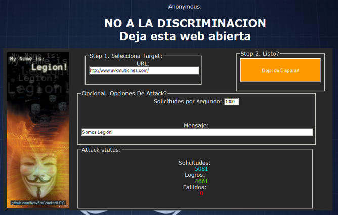 anonymous peru uvk multicines cines a