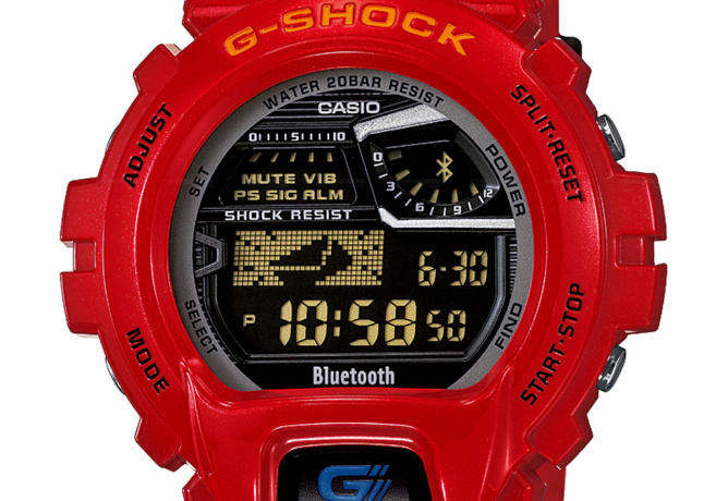 casio G-Shock GB-6900-4JF