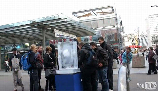 nokia lumia 800 ice block germany
