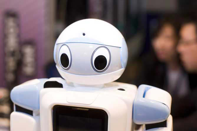 Robots Android