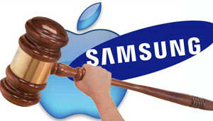 Samsung amplía demanda de patentes contra Apple