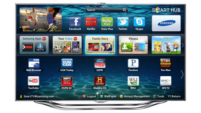 CES 2012: Samsung Smart TV se integra con DirecTV