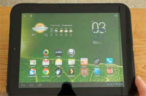 touchpad android