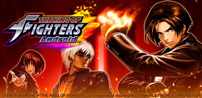 android kof