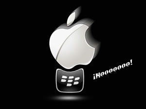 apple blackberry