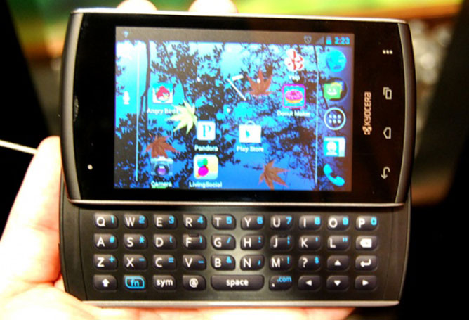 android qwerty