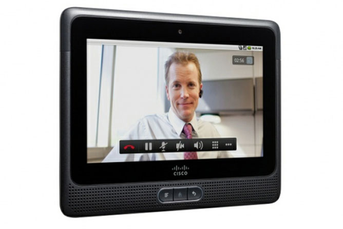 cisco tablet