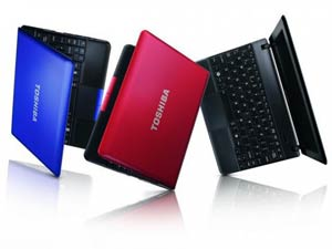 toshiba notebooks