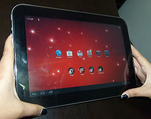 Review: Tablet Toshiba Excite 10 Tegra 3
