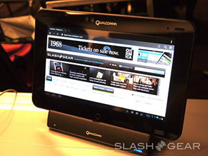 qualcomm tablet