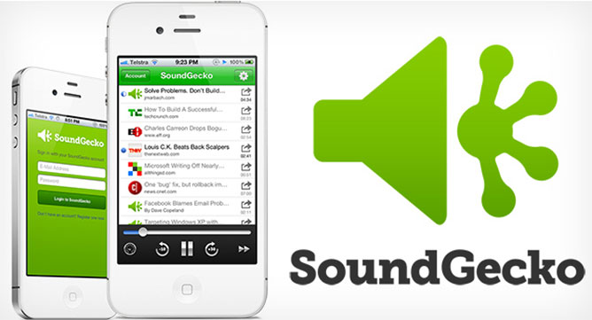 soundgecko texto audio