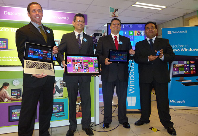 windows 8 lanzamiento