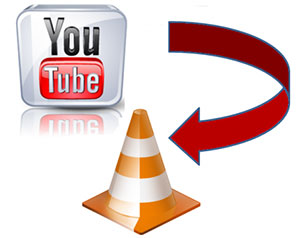 vlc youtube