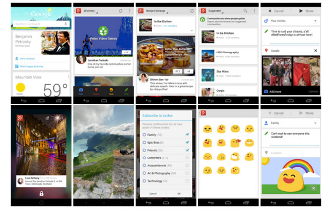 google-plus-android