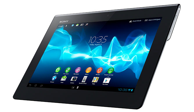 Review: Sony Xperia Tablet S
