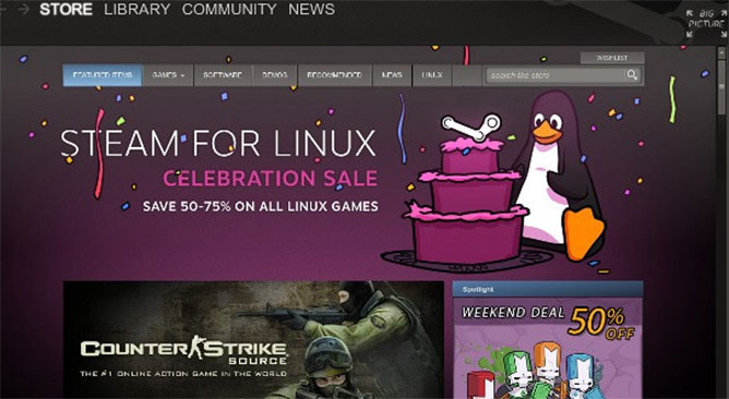 linux-steam