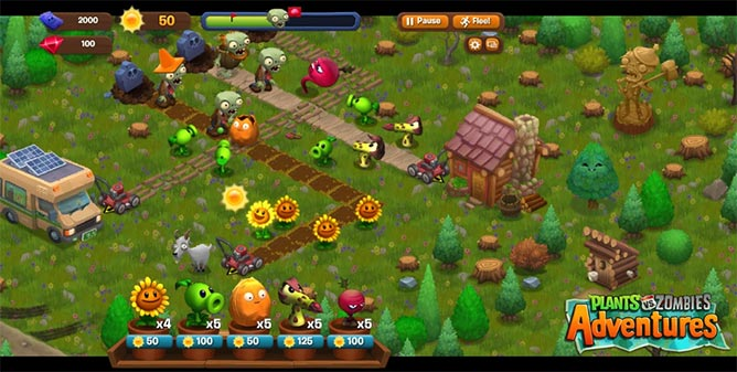 plants-zombies-adventures