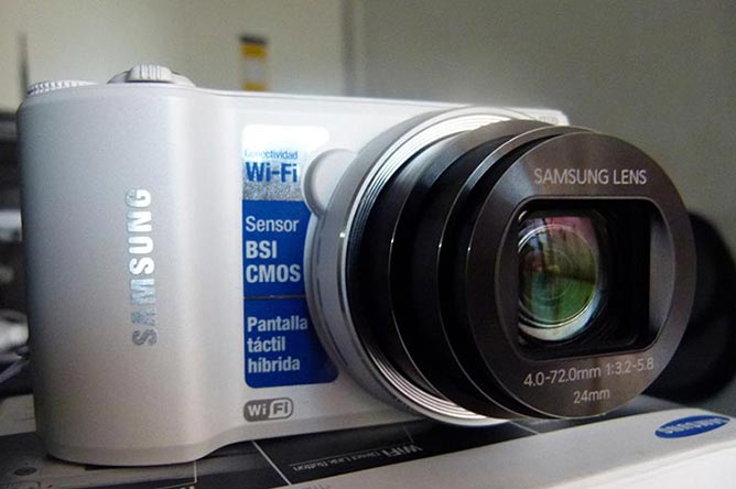 Review: Samsung Smart Camera WB250F