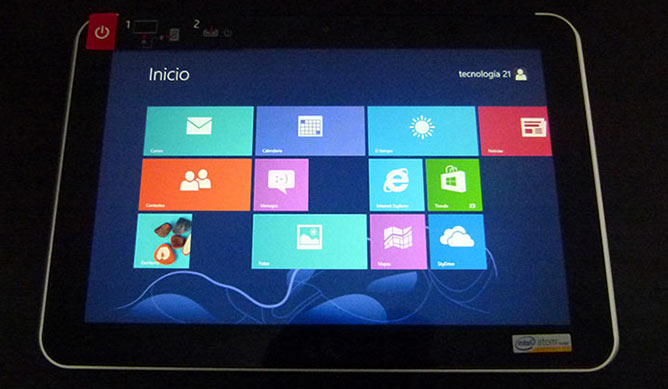 Review: HP ElitePad 900 con Windows 8 Pro